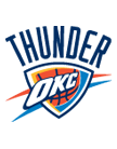 Oklahoma City Thunder shield