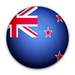 New Zealand shield