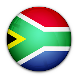 South Africa shield